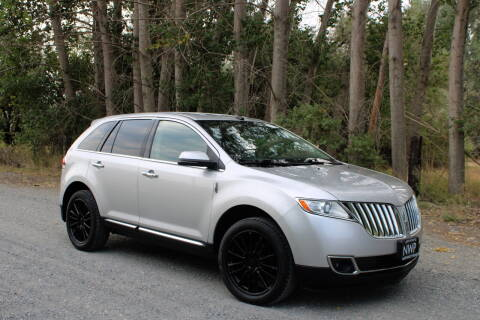 2013 Lincoln MKX for sale at Northwest Premier Auto Sales in West Richland WA