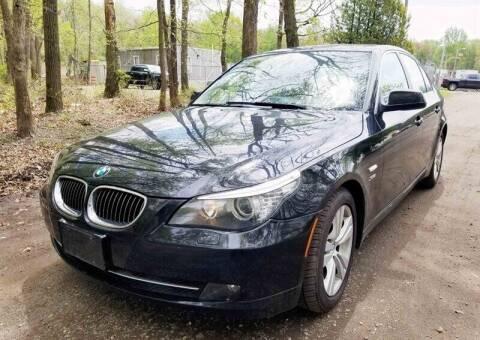 2010 BMW 5 Series for sale at Bricktown Motors in Brick NJ
