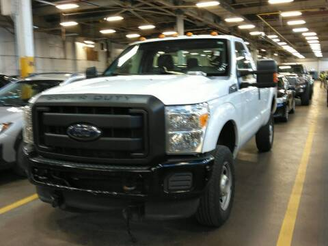 2014 Ford F-350 Super Duty for sale at Route 106 Motors in East Bridgewater MA