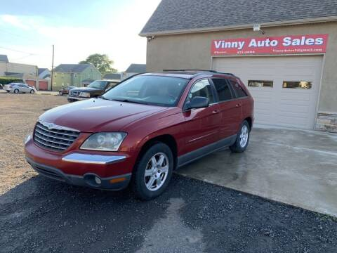 2006 Chrysler Pacifica for sale at VINNY AUTO SALE in Duryea PA
