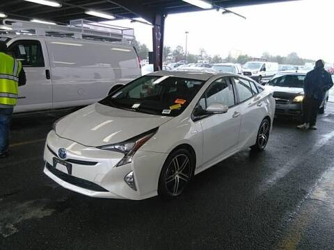 2016 Toyota Prius for sale at Riverside Auto Sales & Service in Portland ME