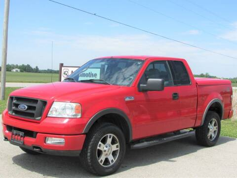 2004 Ford F-150 for sale at 42 Automotive in Delaware OH