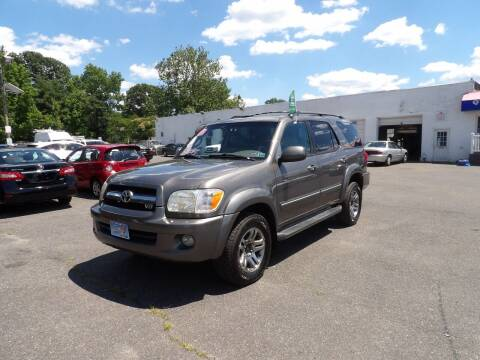 2006 Toyota Sequoia for sale at United Auto Land in Woodbury NJ