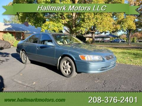 2000 Toyota Camry for sale at HALLMARK MOTORS LLC in Boise ID