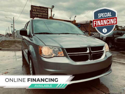 2013 Dodge Grand Caravan for sale at 3 Brothers Auto Sales Inc in Detroit MI