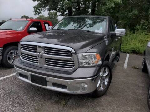 2017 RAM Ram Pickup 1500 for sale at Strosnider Chevrolet in Hopewell VA