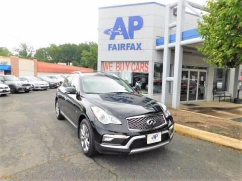 2017 Infiniti QX50 for sale at AP Fairfax in Fairfax VA