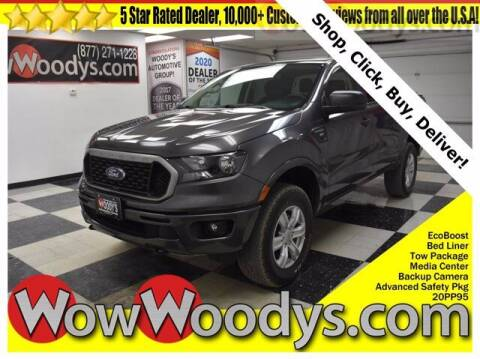 2020 Ford Ranger for sale at WOODY'S AUTOMOTIVE GROUP in Chillicothe MO