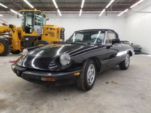1988 Alfa Romeo Spider for sale at Velocity Motors in Newton MA