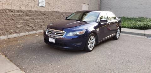 2011 Ford Taurus for sale at SafeMaxx Auto Sales in Placerville CA