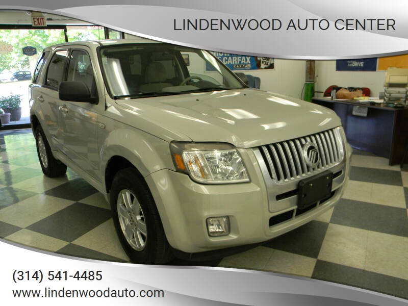 2009 Mercury Mariner for sale at Lindenwood Auto Center in St.Louis MO