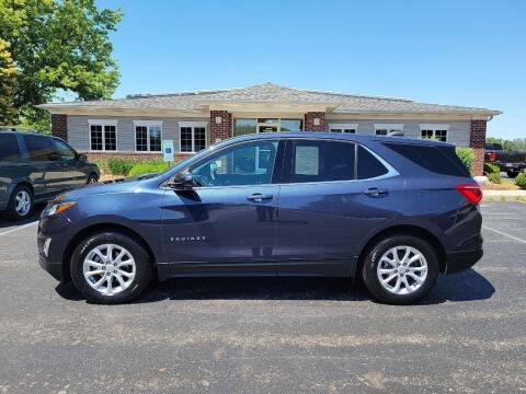 2018 Chevrolet Equinox for sale at Pierce Automotive, Inc. in Antwerp OH