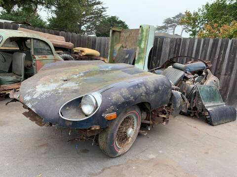 1969 Jaguar E-Type for sale at Dodi Auto Sales in Monterey CA
