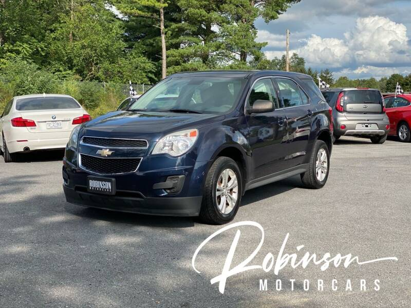 2015 Chevrolet Equinox for sale at Robinson Motorcars in Inwood WV