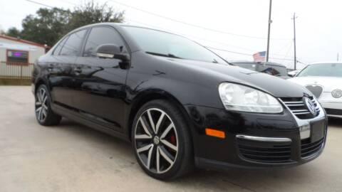 2009 Volkswagen Jetta for sale at Exhibit Sport Motors in Houston TX