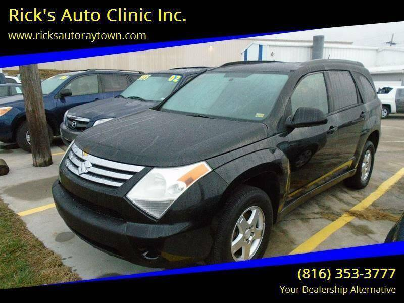 2007 Suzuki XL7 for sale at Rick's Auto Clinic Inc. in Raytown MO