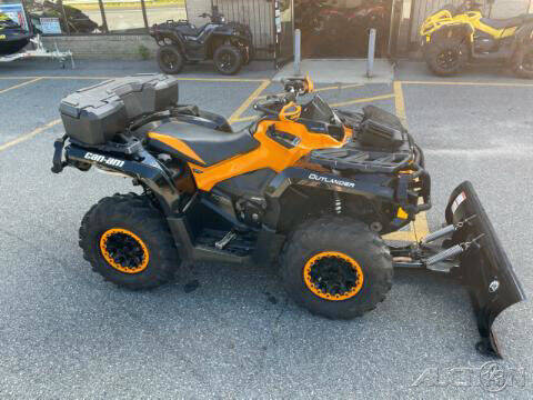 2015 Can-Am Outlander™ for sale at ROUTE 3A MOTORS INC in North Chelmsford MA