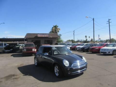 2006 MINI Cooper for sale at Valley Auto Center in Phoenix AZ