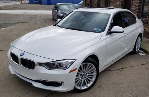2013 BMW 3 Series for sale at SUPERIOR MOTORSPORT INC. in New Castle PA