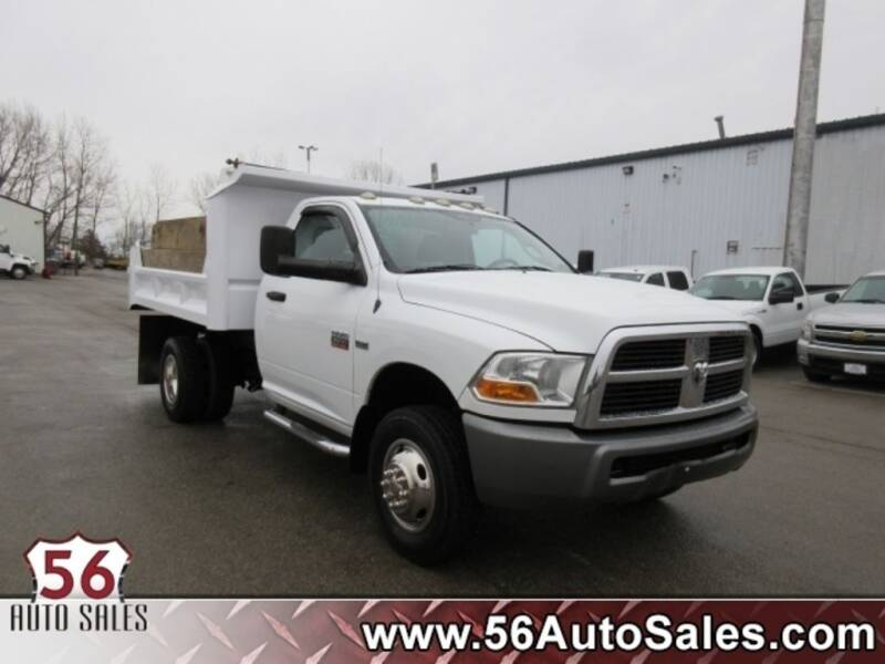 2011 RAM Ram Chassis 3500 for sale in London, OH