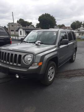 2012 Jeep Patriot for sale at Bates Auto & Truck Center in Zanesville OH