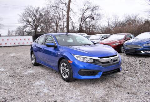 2018 Honda Civic for sale at Premier Auto & Parts in Elyria OH
