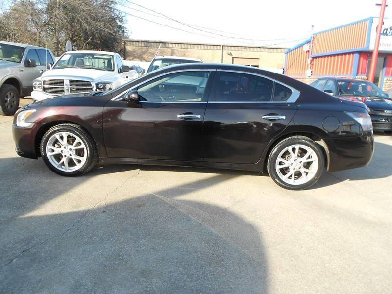 2012 Nissan Maxima 3.5 S 4dr Sedan - Fort Worth TX