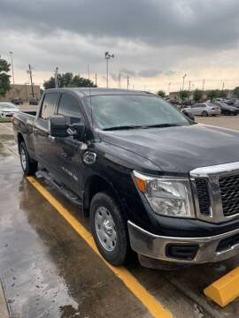 2017 Nissan Titan XD for sale at FREDY USED CAR SALES in Houston TX