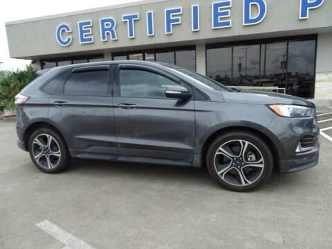 2020 Ford Edge for sale at Mac Haik Ford Pasadena in Pasadena TX