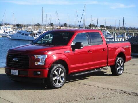 2017 Ford F-150 for sale at Convoy Motors LLC in National City CA
