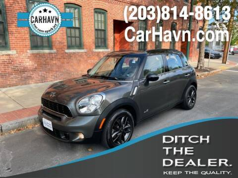 2012 MINI Cooper Countryman for sale at CarHavn in New Haven CT