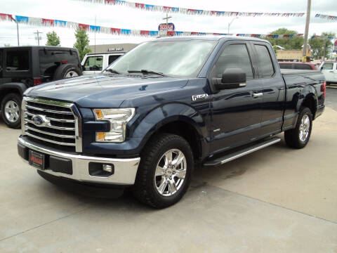 2016 Ford F-150 for sale at J & L Sales LLC in Topeka KS