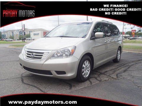 2008 Honda Odyssey for sale at Payday Motors in Wichita And Topeka KS