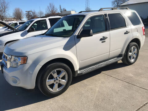 2009 Ford Escape for sale at Lannys Autos in Winterset IA