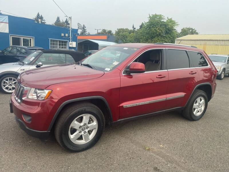 2013 Jeep Grand Cherokee for sale at JZ Auto Sales in Happy Valley OR