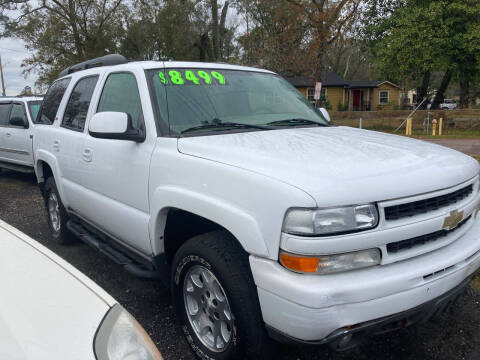 2005 Chevrolet Tahoe for sale at The Peoples Car Company in Jacksonville FL