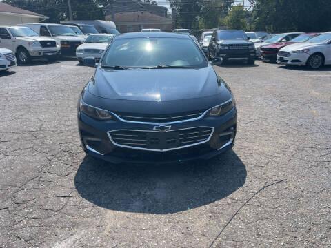 2017 Chevrolet Malibu for sale at All Starz Auto Center Inc in Redford MI