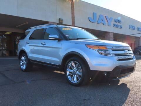 2013 Ford Explorer for sale at Jay Auto Sales in Tucson AZ
