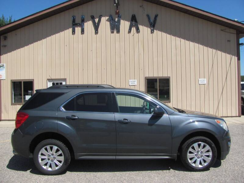 2011 Chevrolet Equinox for sale at HyWay Auto Sales in Holland MI