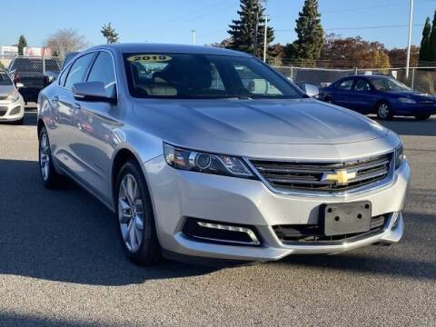 2019 Chevrolet Impala for sale at Betten Baker Preowned Center in Twin Lake MI