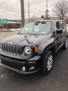 2019 Jeep Renegade for sale at Red Top Auto Sales in Scranton PA