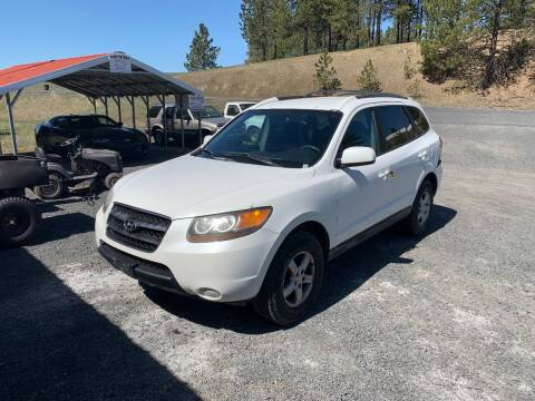 2007 Hyundai Santa Fe for sale at CARLSON'S USED CARS in Troy ID