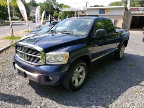 2007 Dodge Ram Pickup 1500 for sale at Apple Auto Sales Inc in Camillus NY
