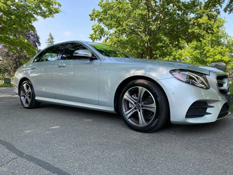 2018 Mercedes-Benz E-Class for sale at Reynolds Auto Sales in Wakefield MA