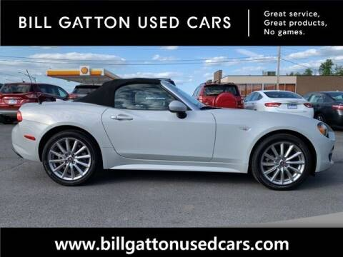 2019 FIAT 124 Spider for sale at Bill Gatton Used Cars in Johnson City TN