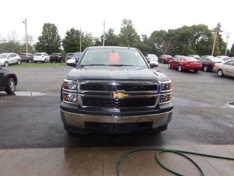 2014 Chevrolet Silverado 1500 for sale at Pool Auto Sales Inc in Spencerport NY