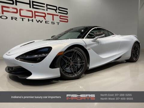 2018 McLaren 720S for sale at Fishers Imports in Fishers IN