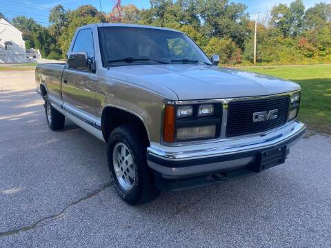 1989 GMC Sierra 1500 for sale at 100% Auto Wholesalers in Attleboro MA