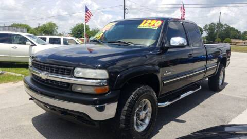 2000 Chevrolet Silverado 2500 for sale at GP Auto Connection Group in Haines City FL