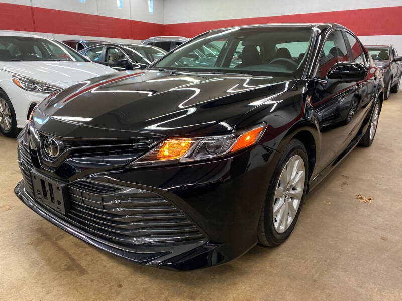 2018 Toyota Camry for sale at Columbus Car Warehouse in Columbus OH